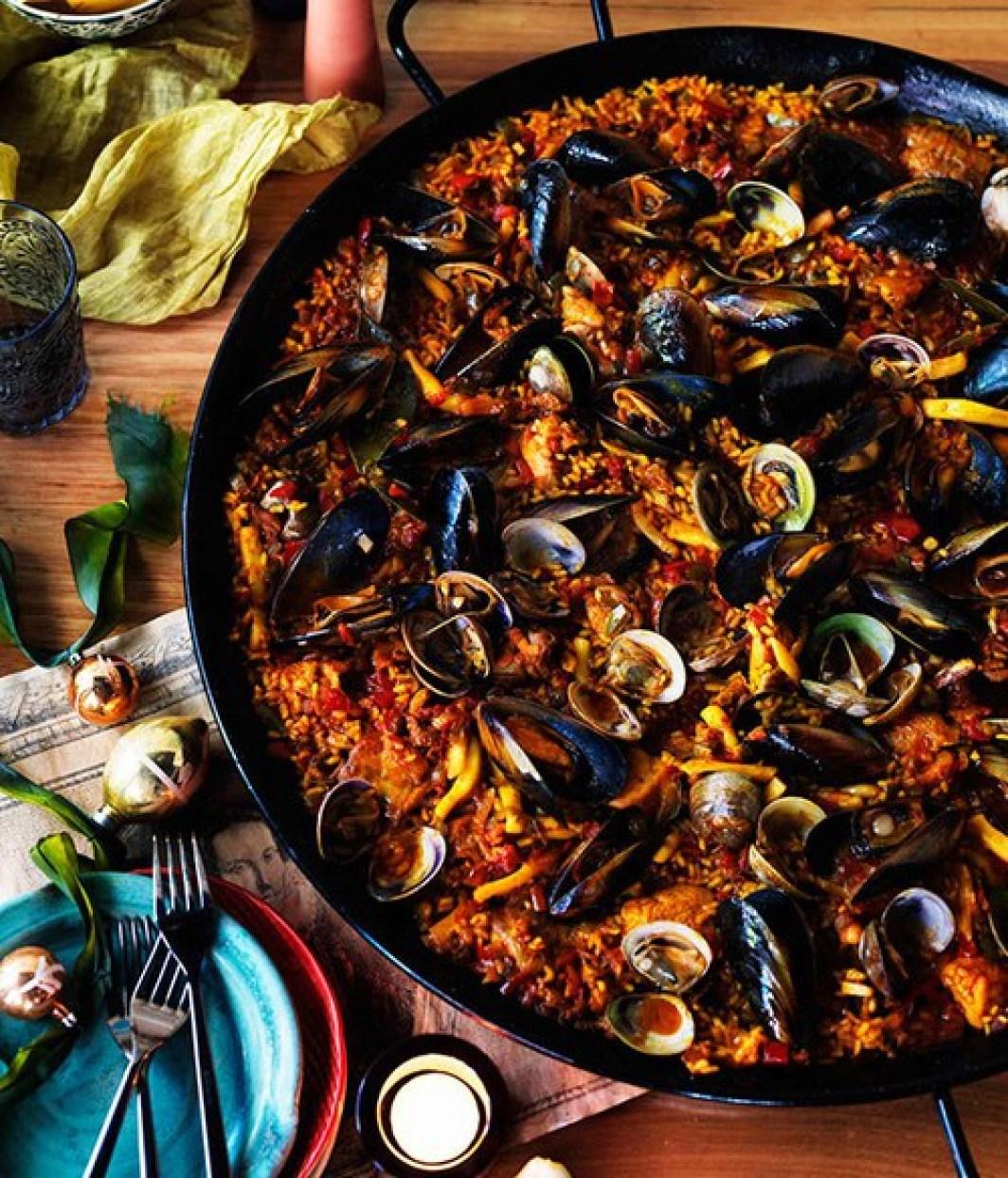 yummy paella