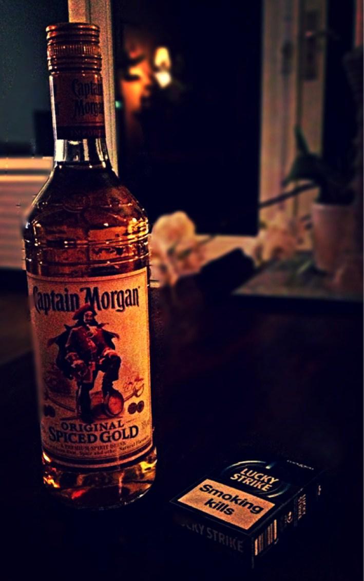 cool Captain Morgan picture