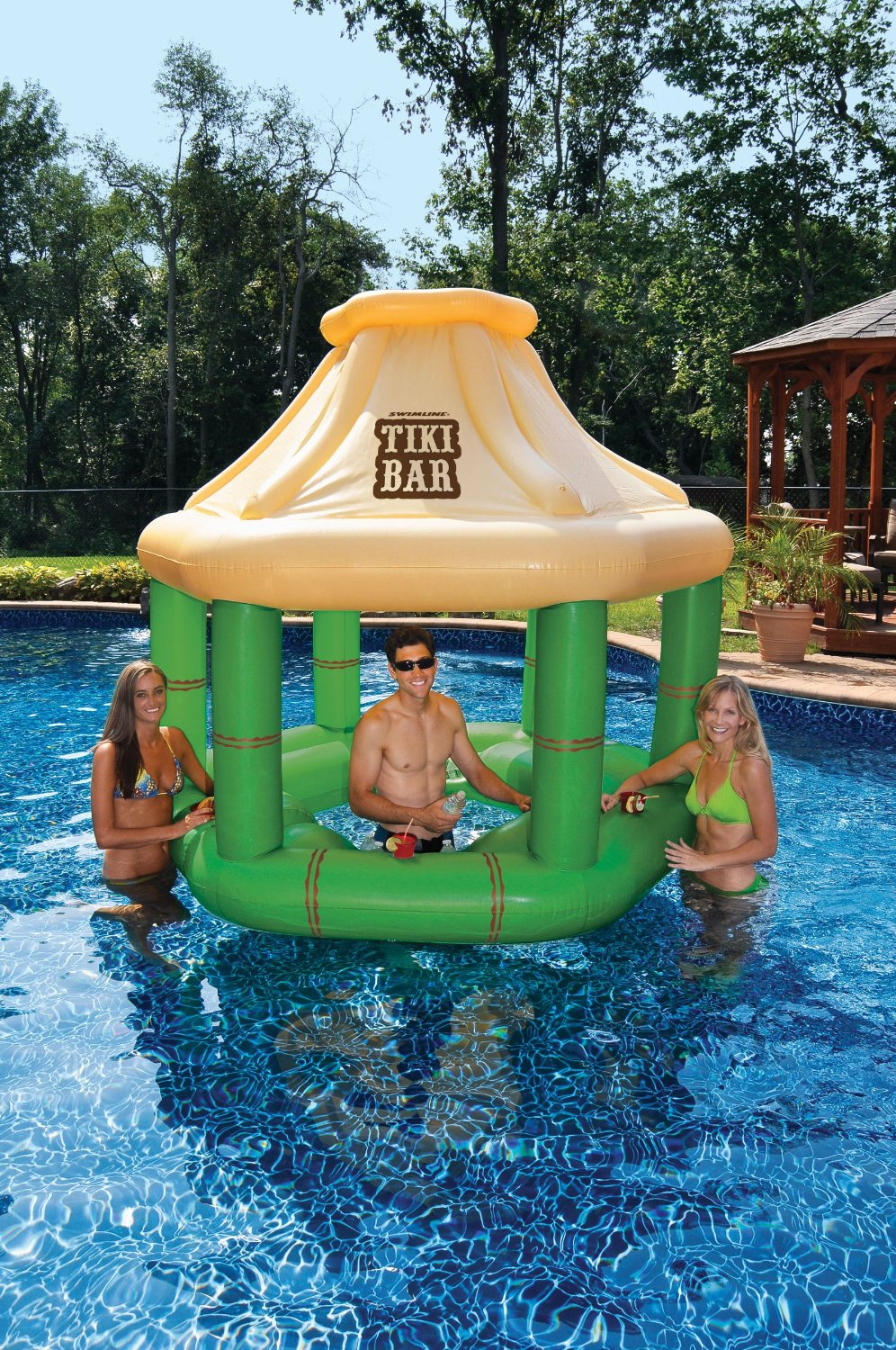 These are some amazing pool floats!