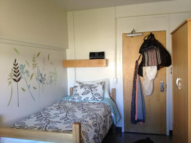 dorm at University of Toronto