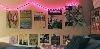 It may feel overwhelming deciding out to decorate your dorm room. So, here are really awesome Temple rooms for dorm decor inspiration to try out!