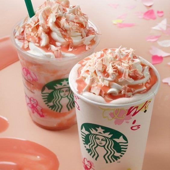 Yummy Starbucks Drinks To Try