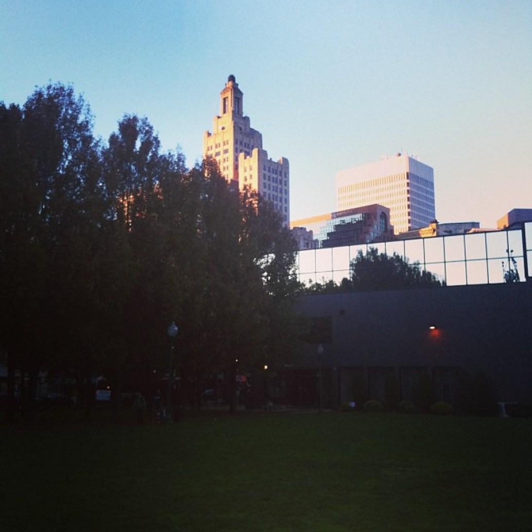 JWU Providence campus