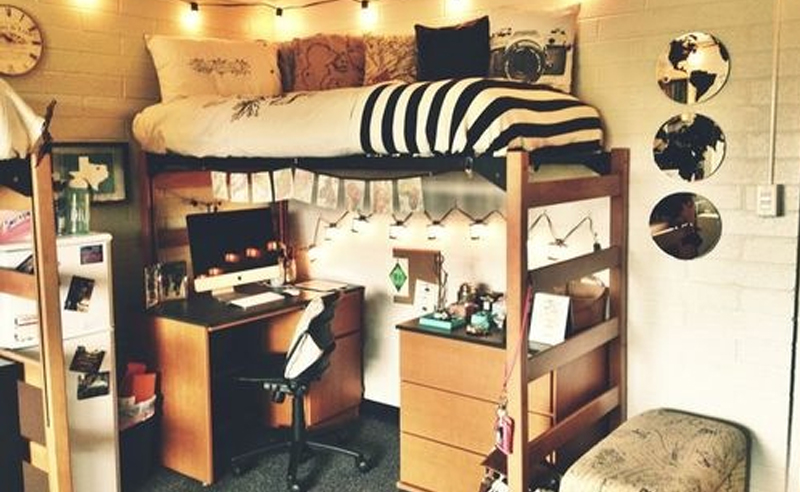 20 Things Not Allowed in UA Dorms