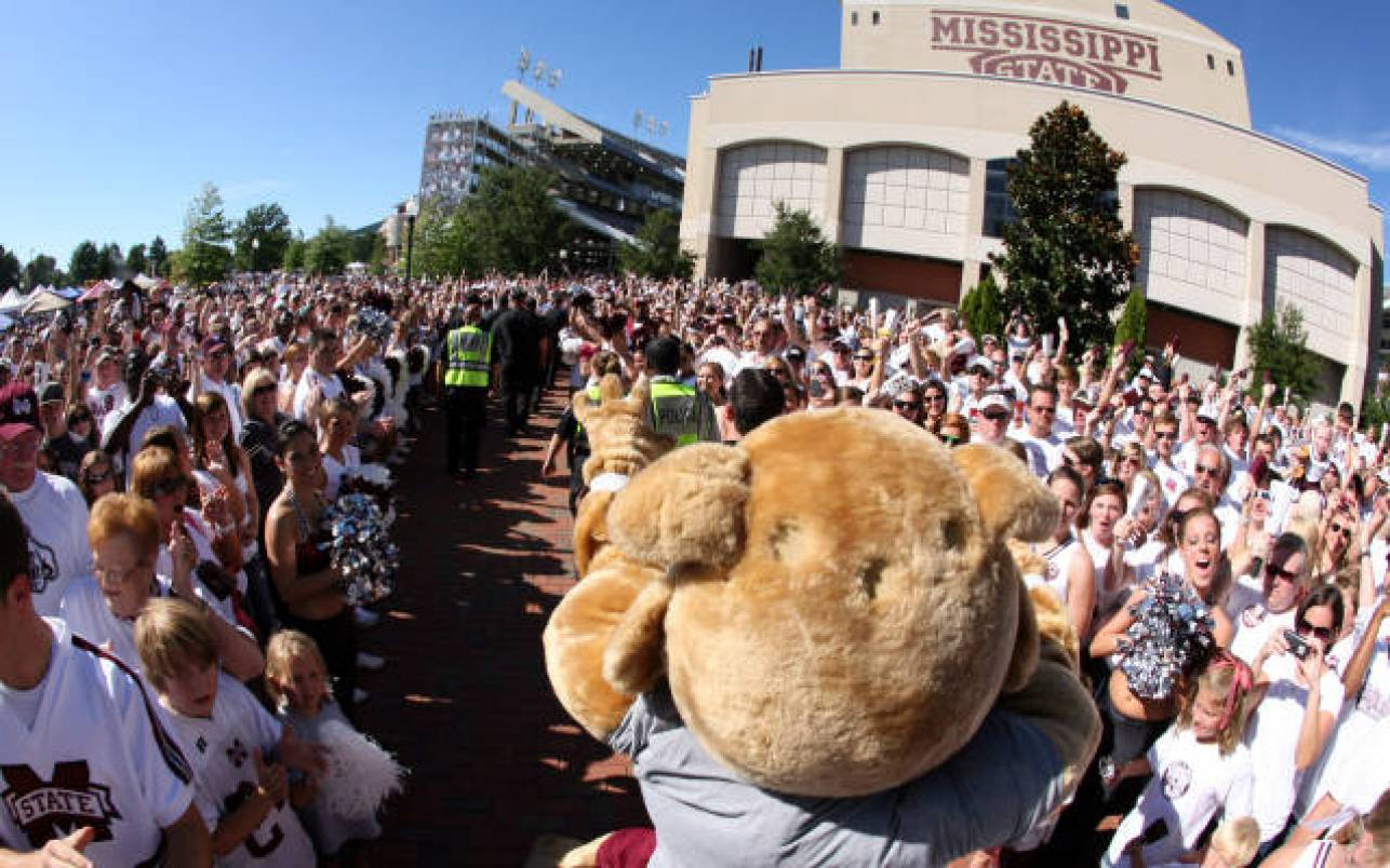Mississippi State is the best!