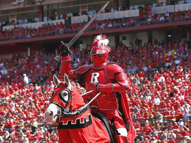 freshman year at Rutgers