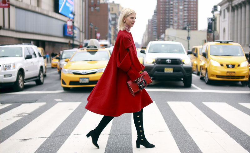 10 Fashion Instagram Accounts You Need To Follow ASAP