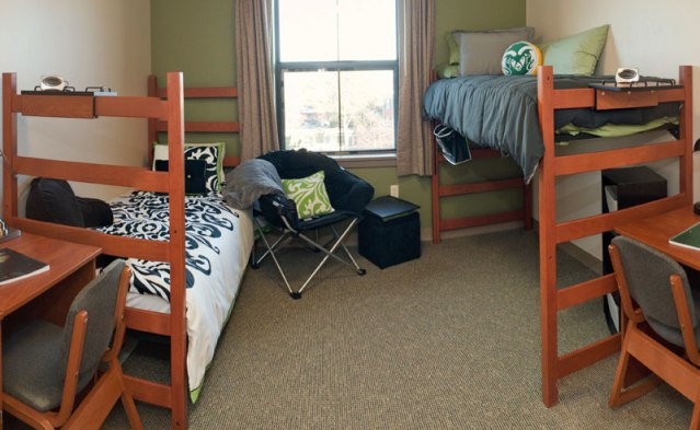Ultimate Ranking Of Dorms At Colorado State Society19