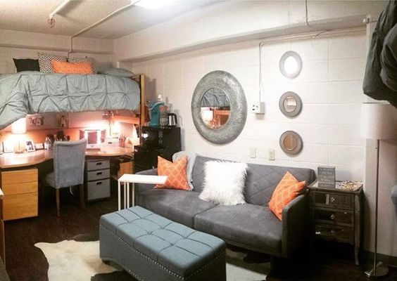 18 Amazing University of Tennessee Dorm Rooms For Inspiration