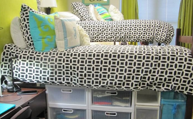 10 Tips To Save Space In Your KSU Dorm Room