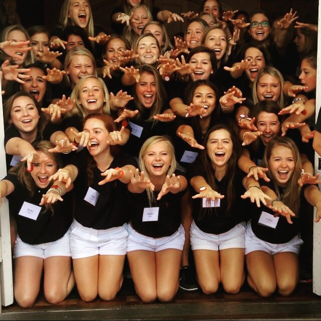 10 Things That ACTUALLY Happen During ASU Rush