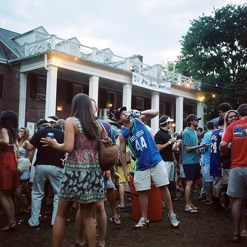 Everything You Need To Know About The Party Scene At Ua Society19