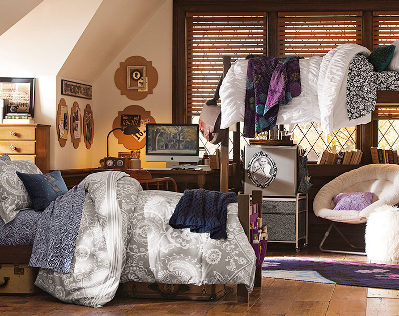 With These 10 Space Saving Dorm Tips For The University Of Iowa, You Can  Maximize The Space In Your Small Dorm Room. You Wonu0027t Even Have To Leave  Behind ... Part 63