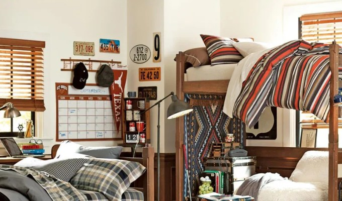 Items that every guy will need to add to his college packing or shopping list for his dorm room. These essentials are perfect for a guy's dorm room! These are the dorm essentials guys need that are cool and affordable must haves!