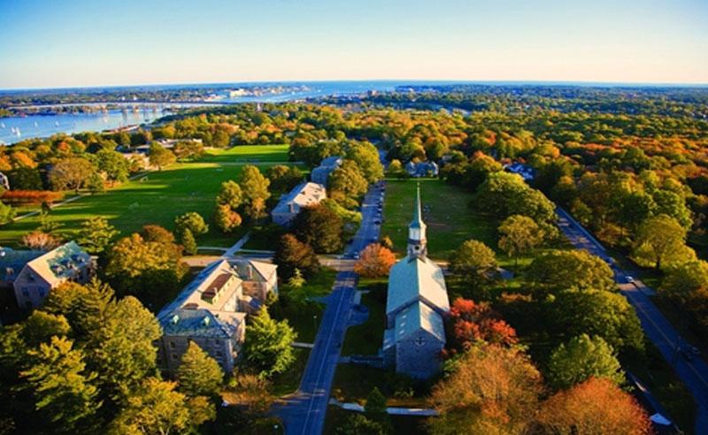20 Signs You Go to Connecticut College