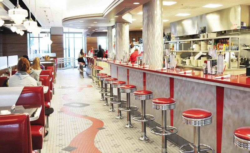 Ohio State University dining halls guide