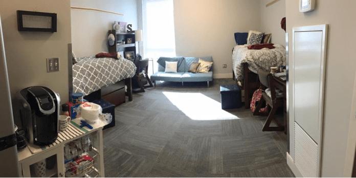 Dorm Room Beds Together
