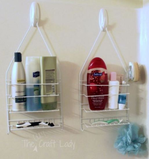 How to use command hooks to organize your dorm room!