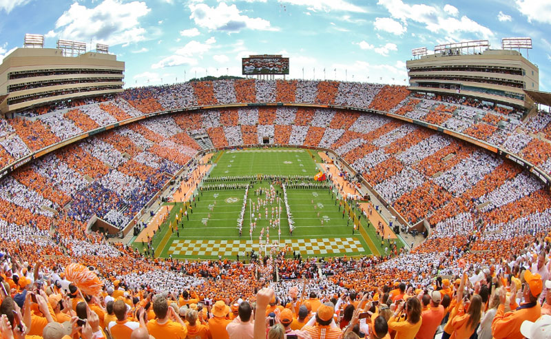A Guide To Being A Vol Fan (When You Know Nothing About Football)