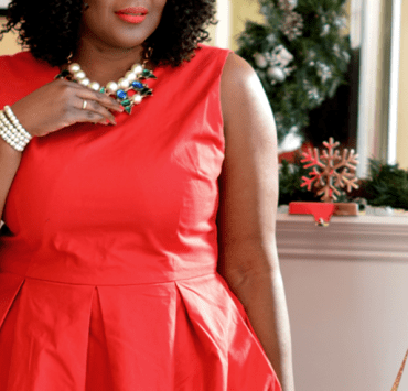 In need of a new holiday dress, but don't want to break the bank? Take a look at our list of 36 plus size holiday dresses under $50!