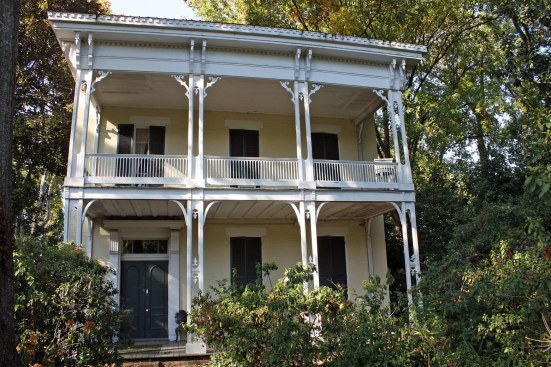 The McRaven House is still one of the most haunted places in Mississippi.
