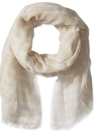 Cute beige scarf for Fall