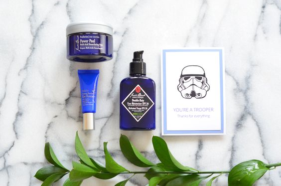 Boys need good skincare, too!