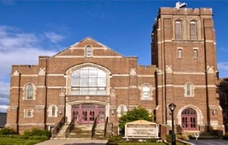 What church do you go to near ESU?