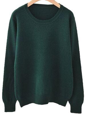 dark-green-sweater