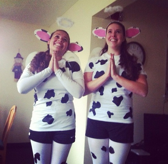 20 Clever Halloween Costumes That Anyone Can DIY - Society19
