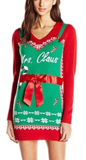 Cute ugly christmas sweaters to rock this year society19 you can also get creative with these fun diy ideas for cute ugly christmas sweaters solutioingenieria Images