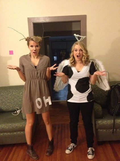 These are some of the most funny Halloween costumes for women!