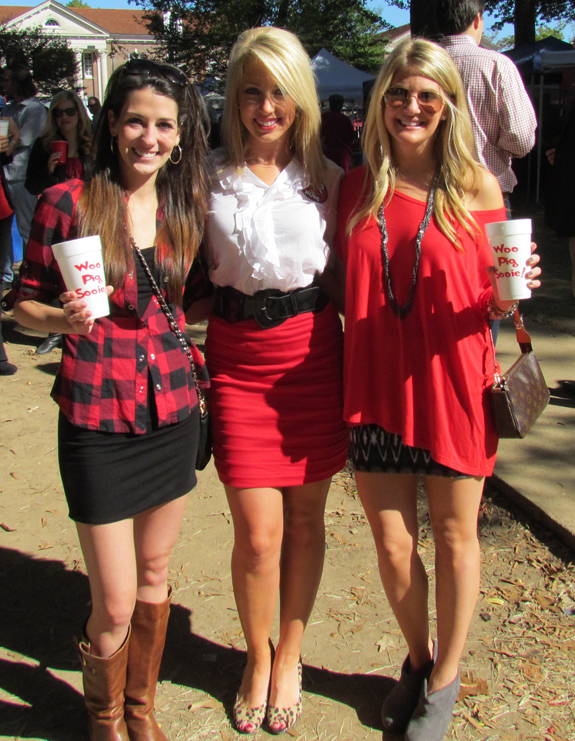 You MUST wear the proper attire to an OLE MISS football ...