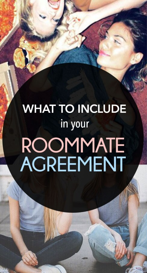 11 Things To Include In Your Roommate Agreement