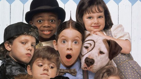 Isn't The Little Rascals one of the best throwback movies on Netflix?