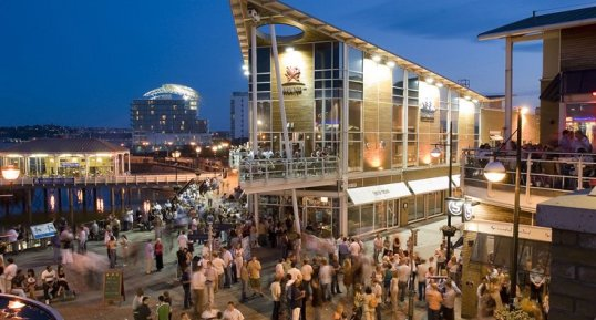 Is Cardiff Bay on your list of date ideas to do in Cardiff?