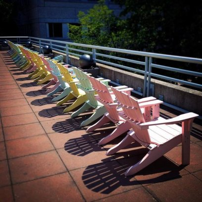 Is the curry center roof deck on your list of places to hookup at Northeastern?