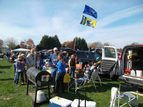 The Family Fest Tailgate has to make the guide to family weekend at UD!