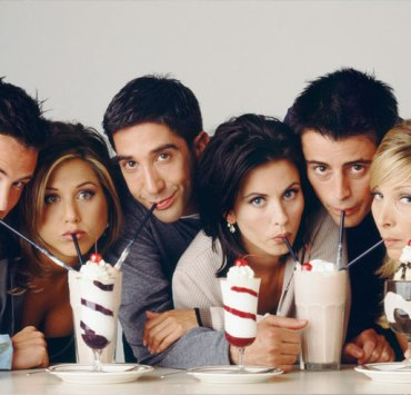 friends, 10 Times FRIENDS Perfectly Described College
