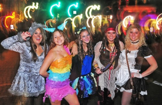 Do you have your costume ready for Halloween at Ohio University?