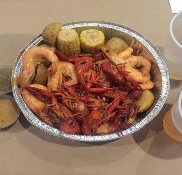 Oceanic Boil in Queens, SJU Foodie Takes On Oceanic Boil In Queens
