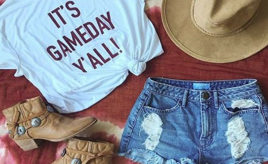 These USC gameday outfit ideas are so cute!