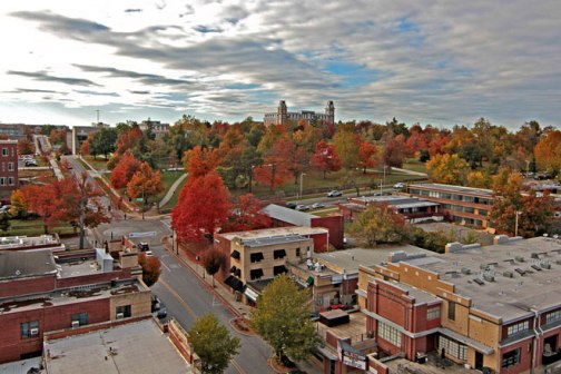 fall at the university of arkansas, 10 Reasons To Love Fall At The University Of Arkansas