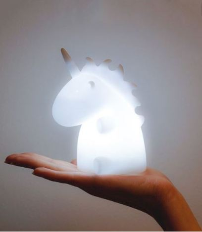 This unicorn is the cutest light you can get on Amazon!