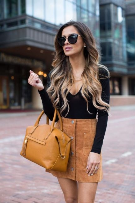 Bodsuits are definitely fall fashion must haves!