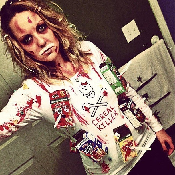 30 diy costumes punny enough to impress your friends society19 if you really want to be creative you can also add plastic knives and stab the boxes this will surely be a stand out costume at your next halloween party solutioingenieria Images