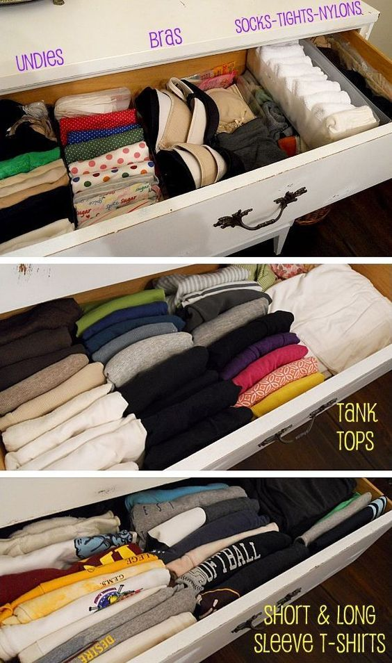 These closet hacks create tons of space!