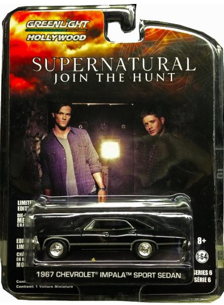If you can't drive Baby from Supernatural, at least you can have a replica!