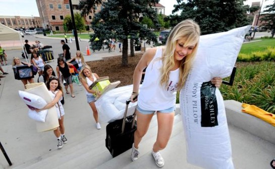 I learned so many things as a freshman at CU Boulder that I never thought I would.