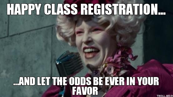 Class registration is especially important for Freshmen at Georgia State.